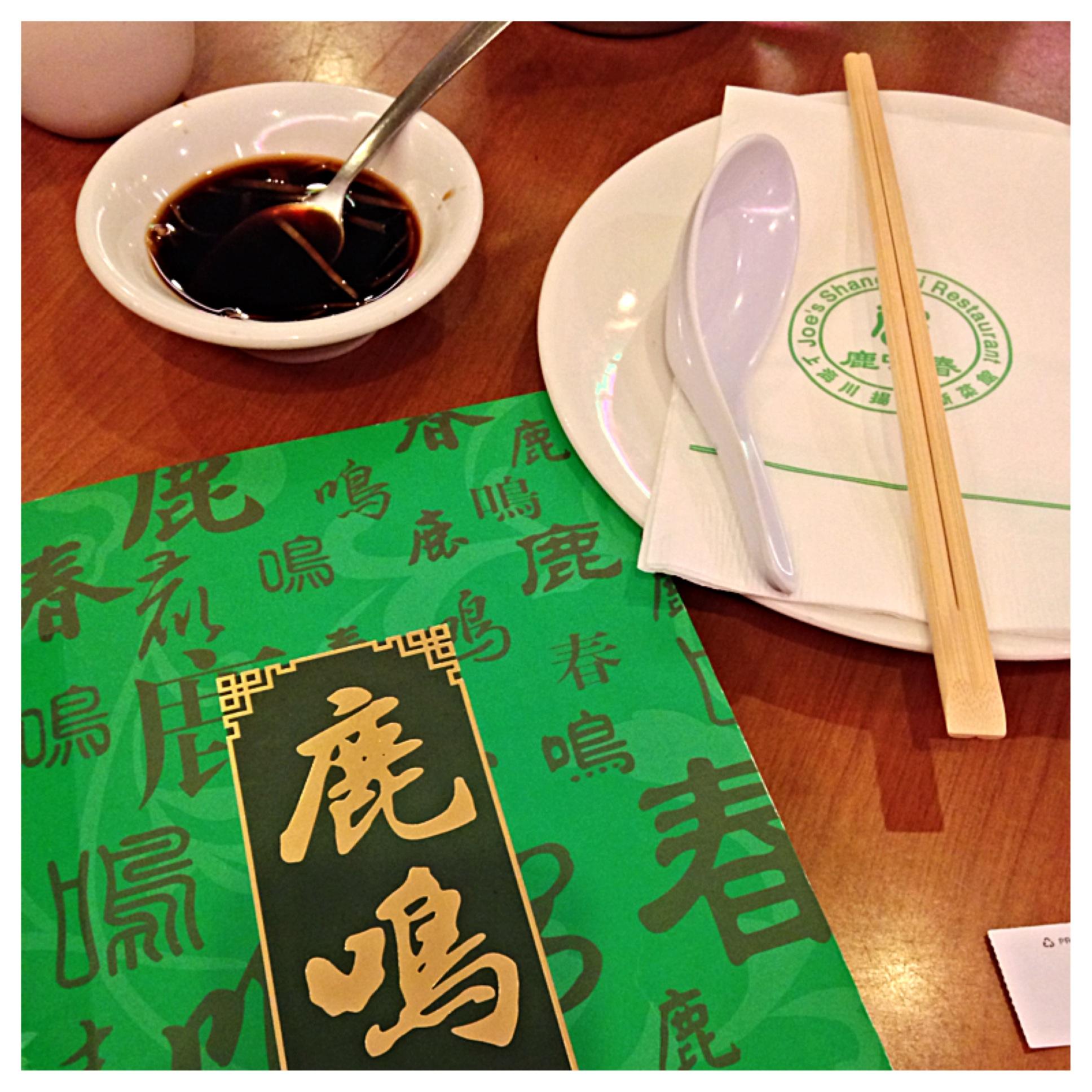Joe S Shanghai Sprung On Food