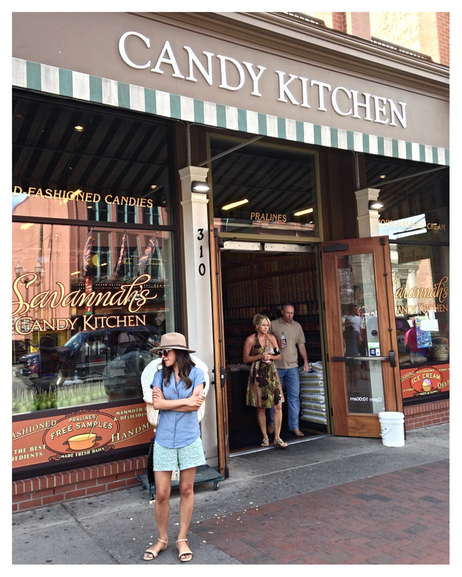 Savannah\'s Candy Kitchen | Sprung On Food