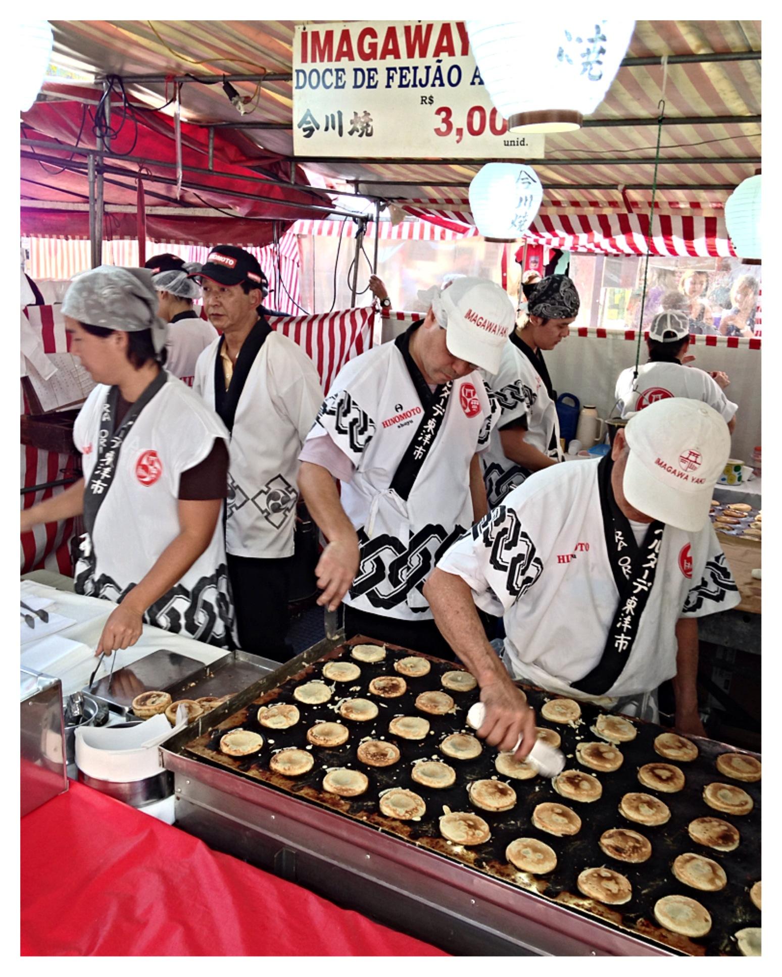Sunday Market At Bairro da Liberdade | Sprung On Food